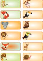 etichete animale
